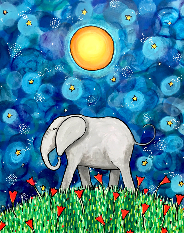 Elephant Magic Shelagh Duffett