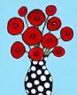 Polkadot Poppies by Shelagh Duffett